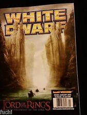 White Dwarf #264 High Elves Lore, Chaoes Nurgel Deathguard, War of the Beard