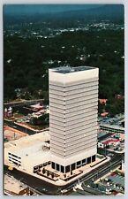 Aerial View of Daniel Building in Greenville, South Carolina Chrome Postcard