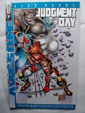 C2223 Awesome Comics 1997 JUDGEMENT DAY #1b Variant  M / NM Condition