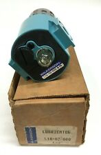 "WILKERSON Lubricator L16-02-000 1/4"" NPT 150 PSI w/Metal Guard"