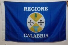 3'X5' Flag Banner Italy Calabria regione Brass grommets 90*150cm