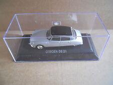 CITROEN DS 21 Legendary Cars 1:43 Die Cast in Box in Plexiglass [MV10]