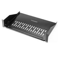 PrimeCables® 2U Cantilever Server Shelf Vented Shelves Rack Mount,12'' Deep