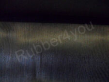 Black FINE Ribbed Corrugated Rubber Sheet Floor Matting ANTi-Slip 5m x 3ft x 3mm