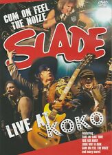 Slade Live at Koko.  Cum on Feel the Noize. New item