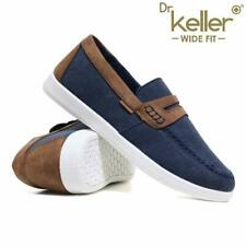 bd0a489b8a131 Mens New Slip On Casual Boat Deck Mocassin Wide Fit Loafers Driving Shoes  Size