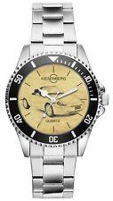KIESENBERG Uhr - Geschenke für FIAT Barchetta Oldtimer Fan 6551