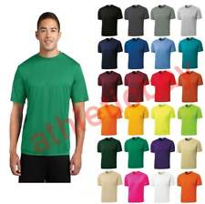 Uomo Sport-tek Dri-Fit T-Shirt Workout Performance Assorbimento Umidità Tinta