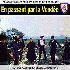 CD En passant par la Vendée : Chants et danses du Marais