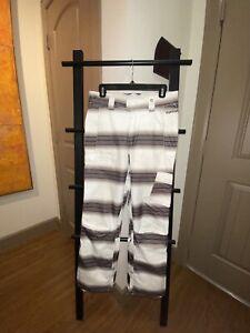 The White Collection Burton Snowboard Pants *Rare