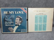 Be My Love The Golden Voice of Mario Lanza (6) Record Box Set 33 LP RDA 73-A