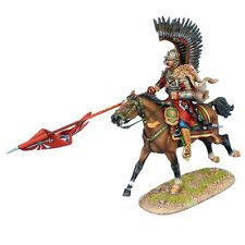 First Legion TYW007 Polish Winged Hussar Charging with Lance