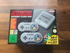 Nintendo Classic Mini: Super Nintendo Entertainment System (SNES) wie neu