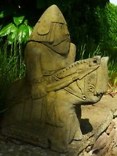 Lewis Island Knight chessman chess piece