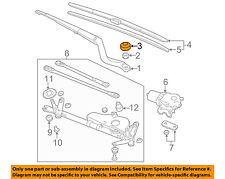 HONDA OEM Wiper Washer-Windshield-Wiper Arm Cap 91611SDAA00