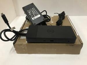 Dell Thunderbolt Dock Docking Station HDMI Display Port Thunderbolt WD19TB