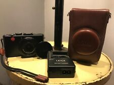 Leica D-LUX 5 10.1MP Digital Camera - Black. In Very Good Condition !