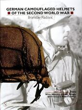Book - German Camouflaged Helmets of the Second World War: Volume 2