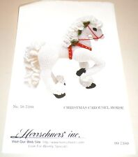 Christmas Carousel Horse * Stuffed Animal * Holiday * Crochet Kit