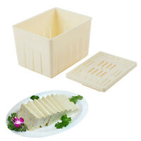 1Pcs Homemade Tofu Maker Press Mold Kit Tofu Making Machine Kitchen Easy Tools