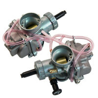 2 x Carburateur Carburetor Carb pour Yamaha Banshee YFZ350 YFZ 350 1987-2006 ATV