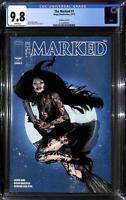 Marked #1 (One Per Store) Variant CGC 9.8