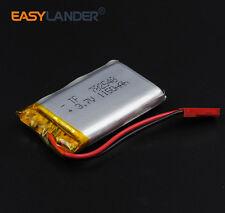 3.7V 1150 mAh Polymer li ion battery Fr Kids toys tablet music player MP3 782548