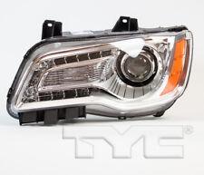TYC  NSF Left Driver Side Headlight Assembly for Chrysler 300 2011-2014