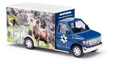 "Busch 41844 - 1/87 / H0 Ford E-350 Ambulance - Wyoming Medical Center ""Bighorn"""