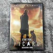 Star Trek: Picard Season 1 ( 3 DVD) 2020 new tv Fast Shipping US Seller