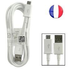 Câble cordon transfert données micro USB chargeur pour SAMSUNG, NOKIA, HTC, LG
