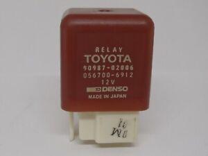 Genuine Toyota Landcruiser Hilux Headlight Relay  90987-02006   12V Denso