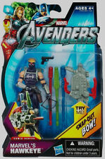 "THE AVENGERS Movie Collection_Marvel's HAWKEYE 3.75"" figure_Comic Series_New_MIP"