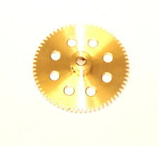 Meccano Part 27k Spur Gear 65 Teeth 2mm Face