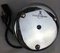 Vintage Chrome Electrolux Type T Cordomatic Reel Original Cord Tested Works