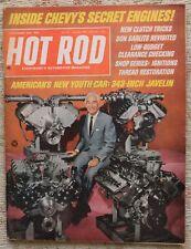 HOT ROD MAGAZINE - DECEMBER 1967