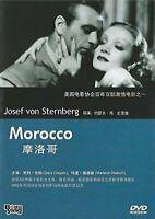 Morocco - Gary Cooper, Marlene,Josef von Sternberg UK Compatible Region Free DVD
