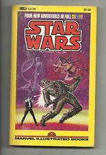 Star Wars Marvel Illustrated Books #1 - 4 New Adventures - PB - FN 6.0