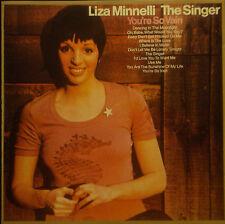 CD LIZA MINNELLI - the chanteur, you're si vain