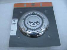 New Harley-Davidson Skull & Chain Air Cleaner Trim Kit 61400021 Softail