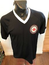 Adult Large Lacrosse Jersey Canadian Lacrosse Referee