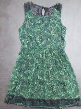 Robe légère verte – Taille 38