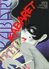 Cabaret Movie Poster Kabaret Foreign 24in x 36in