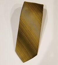 The Gay Blade Vintage 1960s Tie Color Gold