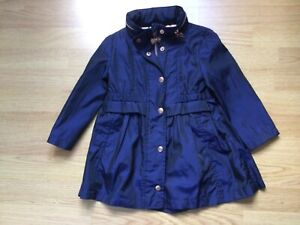 Ted Baker Girls Coat Age 4 Years