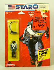 Starcom Lt Bob T Rogers Coleco 1986 MOC