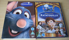 RATATOUILLE DISNEY PIXAR #8 DVD & LIMITED EDITION O RING SLIP COVER SLEEVE NEW