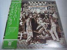 ALICE COOPER-Greatest Hits JAPAN 1st.Press w/OBI Kiss AC/DC Motley Crue Ratt