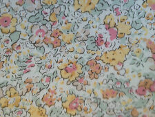 CLAIRE AUDE in GOLDEN YELLOW 2.00 METRES  BY LIBERTY on TANA LAWN COTTON