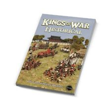 KINGS OF WAR HISTORICAL ARMIES Rulebook Mantic KoW Core Rules Book Historicals